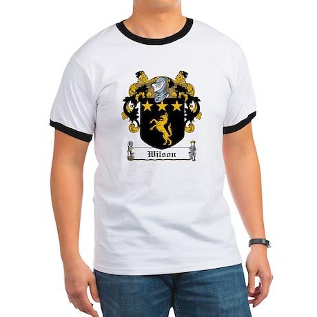 Wilson Coat of Arms Ringer T