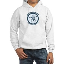Southport NC - Sand Dollar Design Hoodie
