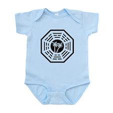 Dharma Palm Infant Bodysuit