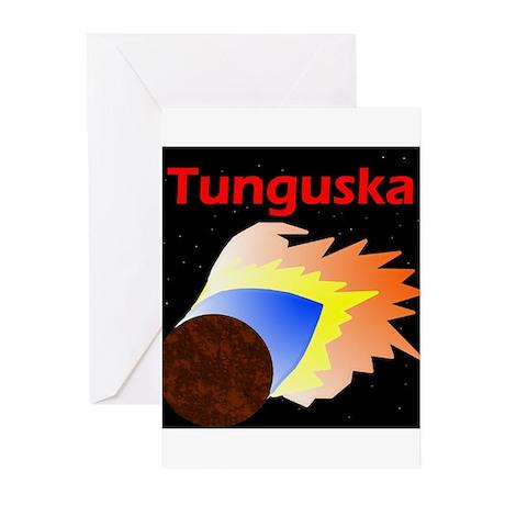 Tunguska Greeting Cards (Pk of 10)