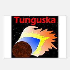 Tunguska  Postcards (Package of 8)