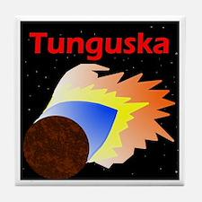 Tunguska  Tile Coaster