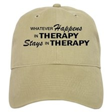 Whatever Happens - Therapy Baseball Cap