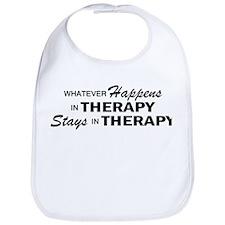 Whatever Happens - Therapy Bib