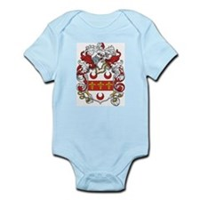 Oakley Coat of Arms Infant Creeper