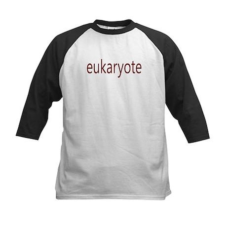Eukaryote Kids Baseball Jersey