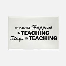 Whatever Happens - Teaching Rectangle Magnet