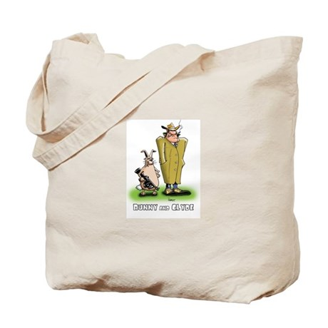 Bunny & Clyde Tote Bag