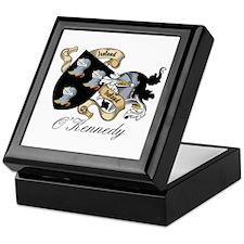 O'Kennedy Coat of Arms Keepsake Box