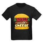Royale With Cheese Kids Dark T-Shirt