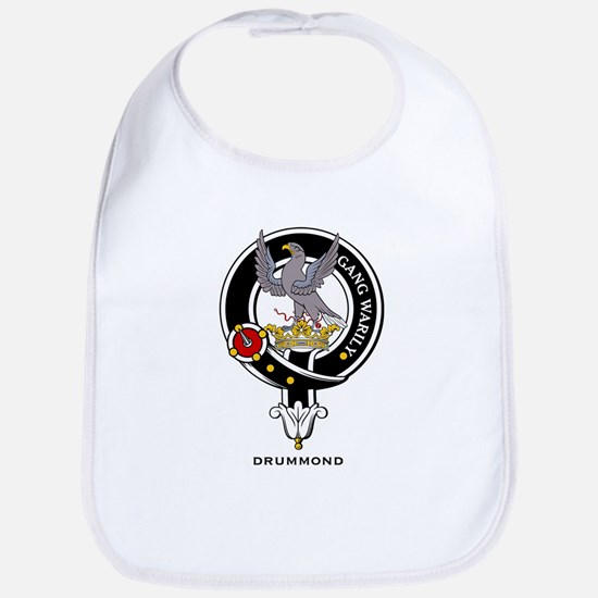 Drummond Clan Crest / Badge Bib