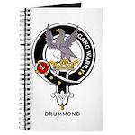 Drummond Clan Crest / Badge Journal