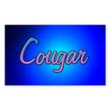 Cougar Decal