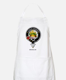 Douglas Clan Crest Badge BBQ Apron