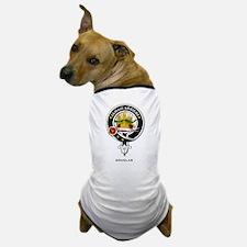 Douglas Clan Crest Badge Dog T-Shirt
