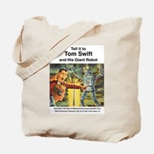 Tom Swift and his Giant Robot Tote Bag