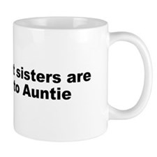 Promoted to Auntie Mug