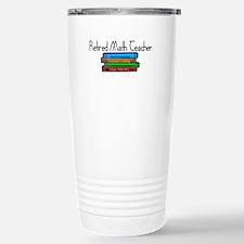 Retired Teacher II Travel Mug