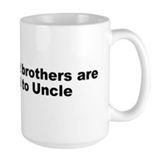 Promoted to Uncle Mug