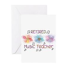 Retired Teacher II Greeting Card