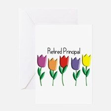 Retired Teacher II Greeting Card