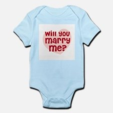 Will You Marry Me? Infant Creeper