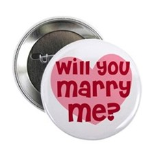 Will You Marry Me? Button
