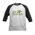 Lil Butter Bean Kids Baseball Jersey