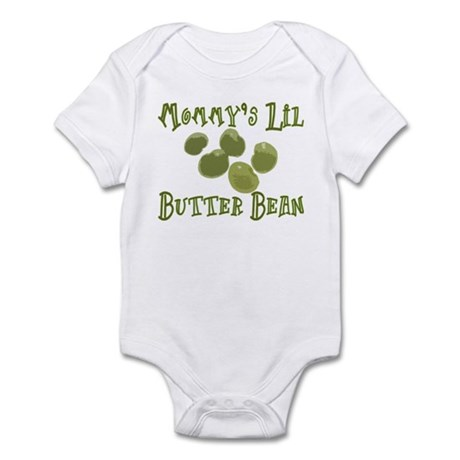 Mommy's Lil Butter Bean Infant Bodysuit