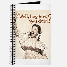 Well, hey! Journal