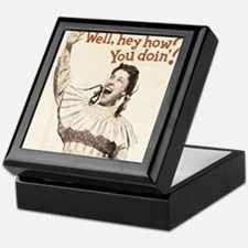 Well, hey! Keepsake Box