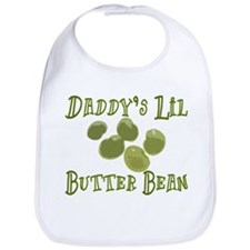 Daddy's Lil Butter Bean Bib