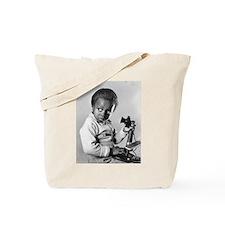 Cute Pocket Tote Bag