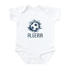 Hip Algeria Football Infant Bodysuit