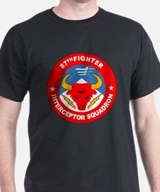 87th Interceptor Squadron T-Shirt