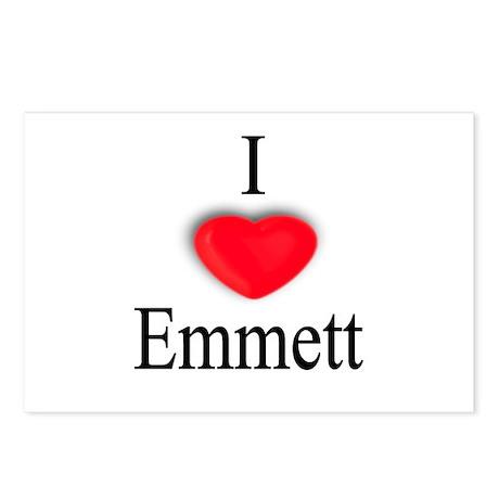 Emmett Postcards (Package of 8)
