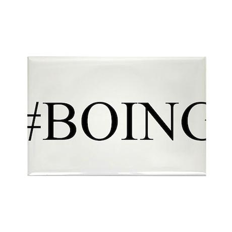 #BOING Rectangle Magnet (100 pack)