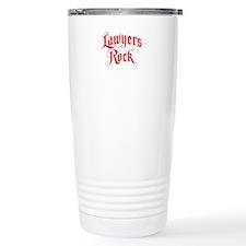 Lawyers Rock Travel Mug