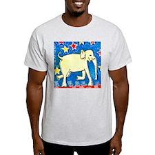 Yellow Elephant T-Shirt