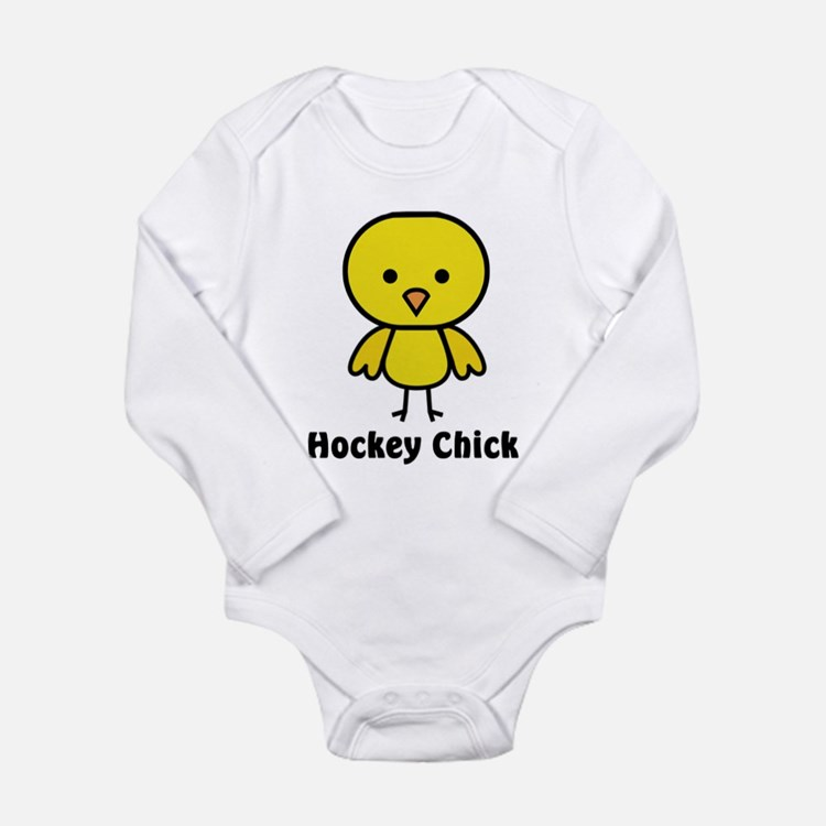 hockey chick Body Suit