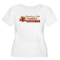 Little Turkey in November T-Shirt