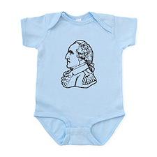 George Washington Infant Bodysuit