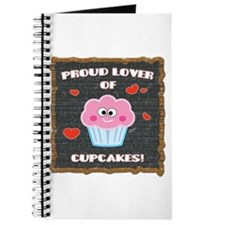 Cupcake Lover Journal