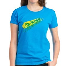 TOUR DE FRANCE CYCLISTS Tee