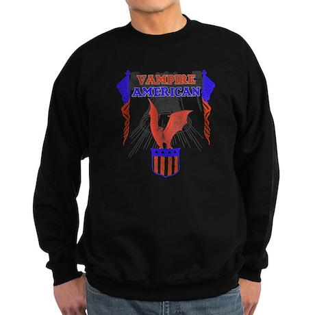 Vampire American Sweatshirt (dark)