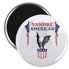 Vampire American Magnet