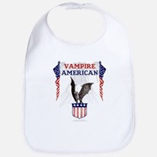 Vampire American Bib