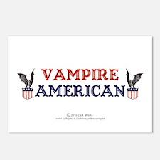 Vampire American Postcards (Package of 8)