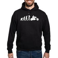 Motorcycle Rider Hoodie