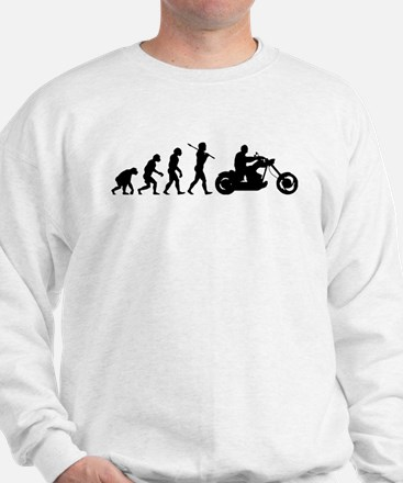 Motorcycle Rider Sweater